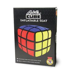 Rubik's Cube Inflatable Seat -  Only £24!!