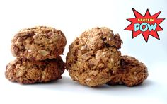 = PROTEIN POW(D)ER !: Anzac Protein Biscuits