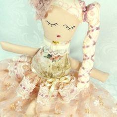 Miss Mariesha ~ Sweet Vintage Romance Doll