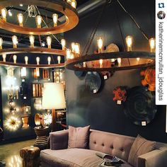 An arresting shot of some of our new intros and debut #upholstery on display at the #ArteriorsHPMKT showroom! #Arteriors #HPMKT  #Repost @katherinemcmullan_jdouglas with @repostapp.  ・・・  Market grinding your gears yet? Check out these fantastic lights, wall plaques and new upholstered products @arteriorshome @jdouglasliving #jdhpfall15
