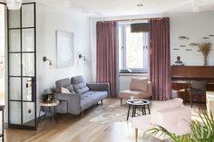 Пастельная квартира в Москве, 140 м² | AD Magazine
