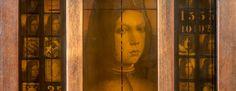 Joseph Cornell, Untitled (Pinturicchio Boy), © The Joseph and Robert Cornell Memorial Foundation / Bildrecht, Wien, 2015 Joseph Cornell, Royal Academy Of Arts, Wanderlust, Box Art, Art Boxes, Assemblage Art, Sculpture, Art Blog, Surrealism