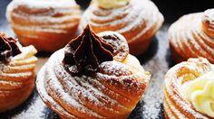 HOW TO MAKE CRUFFIN ♥ Original Cruffin Recipe ♥ Tasty Cooking