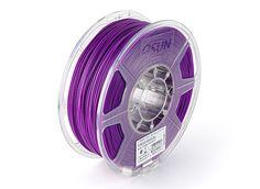 ESUN 3D Printer Filament Purple 1.75mm PLA 1KG Roll (UK Warehouse)