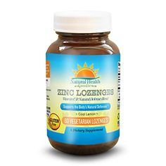 Natural Health Goodies Vitamin C-Enriched Zinc Gluconate Lozenges *** Click image to review more details.  This link participates in Amazon Service LLC Associates Program, a program designed to let participant earn advertising fees by advertising and linking to Amazon.com.