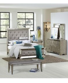 Ailey Bedroom Furniture Collection - furniture - Macy\'s ...