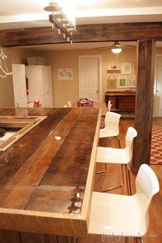 FindingHomeBasement2 thumb Decorating ideas: Basement Family room #basementfamilyroomdesign