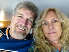 This is Erin and Steve in Sacramento.  We like to visit as often as we can.