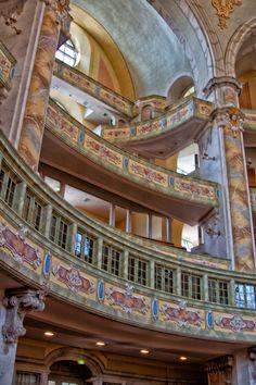 Frauenkirche Dresden Germany
