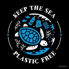 Hold the Sea Plastic Free Marine scene. Marine waste pollution design for those interested in protecting sea life from pollution. Help keep the ocean free of plastic and garbage. With original artwork and a unique message, this design makes a great gift. Save Planet Earth, Save Our Earth, Save The Planet, Our Planet, Ocean Pollution, Plastic Pollution, Save Our Oceans, Plastic Waste, Environmental Art