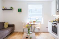 new flat Broadway Market: sleeps 4