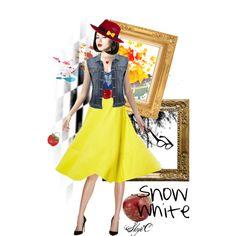 Hipster Snow White Doll