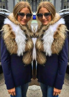 Olivia Palermo in New York