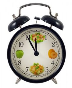 How to time your meals during calorie restriction.