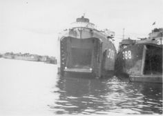 USS LST-388 and USS LST-309 at Pearl Harbor, T.I., 1945 United States Navy, Pearl Harbor, Show Photos, Us Navy, Sicily, World War Ii, Ww2, Ship, History