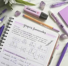 Pretty Notes, Cute Notes, Good Notes, Study Motivation Quotes, School Motivation, Class Notes, School Notes, Bullet Journal And Diary, Medicine Notes