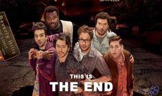 """قناة الإم بي سي تعرض """"هذه هي…: عرضت قناة الإم بي سي تو الفيلم الأمريكي الكندي """"هذه هي النهاية"""" لأول مرة على شاشاتها وهو فيلم إنتاج 2013…"""