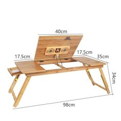 Z 7912 time folding laptop comter bed with a small table desk lazy simple dormitory FREE. Click visit to buy Folding Furniture, Wood Pallet Furniture, Types Of Furniture, Home Decor Furniture, Home Stairs Design, Home Room Design, Stair Design, Bed Tray Diy, Punk Bedroom