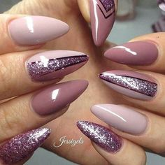 Popular Stiletto Nails Designs from Pinterest That Will Catch Your Mind ★ See more: https://naildesignsjournal.com/popular-stiletto-nails-art-designs/ #nails #nailart