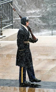 Tomb of the Unknown Soldier--Arlington VA