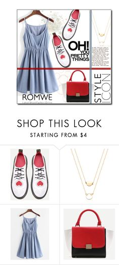 """""""ROMWE 8/XII"""" by saaraa-21 ❤ liked on Polyvore featuring romwe, shop and polyvorefashion"""