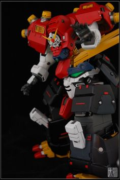 HG 1/144 Devil Gundam - Scratch Build   Modeled by newhappysiuhaha        CLICK HERE TO VIEW FULL POST...