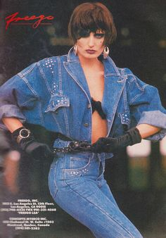Best Fashion Look : Freego 1985 Classic Outfits, Retro Outfits, White Outfits, Vintage Outfits, Cool Outfits, 80s Fashion, Vintage Fashion, Fashion Looks, Fashion Outfits