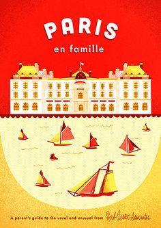 Paris En Famille   Herb Lester travel guides