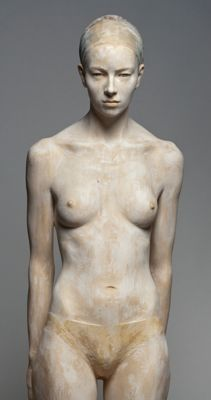 Wooden Sculpture by Bruno Walpoth. These are so lifelike! Beautiful.