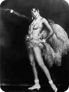 """Josephine Baker (June 3, 1906 – April 12, 1975) was an American-born French dancer, singer, and actress who came to be known in various circles as the """"Black Pearl,"""" """"Bronze Venus"""" and even the """"Creole Goddess"""". Born Freda Josephine McDonald in St. Louis, Missouri, Josephine later became a citizen of France in 1937. She was fluent in both English and French."""