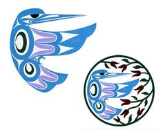 first nations symbol of happiness Native Symbols, Native American Symbols, Native Art, Sketch Manga, Haida Art, Inuit Art, Native Design, 1 Tattoo, Animal Totems