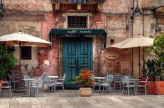 Coffee, Gelato or Both? | Matera, Basilicata, Italy
