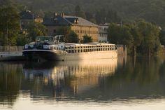 """Auch die """"Isabell"""" ist gerne in Schweinfurt. Der Main gehört einfach zu unserer Kultur. - http://www.schweinfurt360.de/  #Main #Kultur #Schifffahrt"""