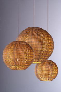 Best 25+ Rattan light fixture ideas on Pinterest   Rattan lamp ...