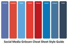 Der Styleguide oder eben das fachsprachlich Cheat Sheet ist fertig zum Download als PDF, nicht als Grafik!