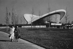 Berlin-Tiergarten, Kongresshalle, 1958