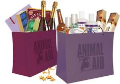 Cruelty-free, vegan products from Animal Aid. Beauty.chocolate etc.