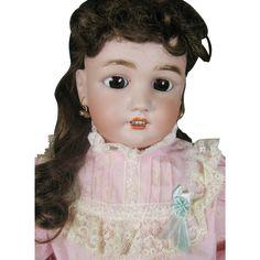 Antique Dressel COD Simon Halbig Mold 1349 German Doll