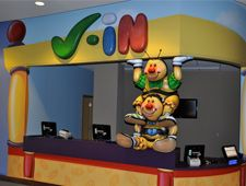 lots of incredible children's ministry area decoration ideas and concepts!!