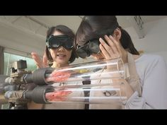 ▶ 「3秒クッキング 爆速エビフライ」篇 - YouTube NTT Docomo