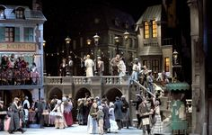 LaBoheme - Indiana University Ballet Theater, Indiana University, Opera, Musicals, Broadway, Street View, Opera House, Musical Theatre