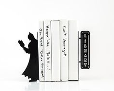 Bookends Reading Batman these bookends by DesignAtelierArticle, $49.00