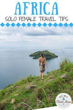 A guide to solo female travel in Africa. Practical tips and best places to visit including stops in South Africa, Zanzibar, Rwanda, Uganda and More! || Be My Travel Muse - Solo Female Travel Adventure Blog
