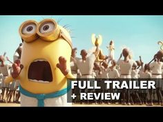 Minions 2015 Official Trailer + Trailer Review : Beyond The Trailer - YouTube