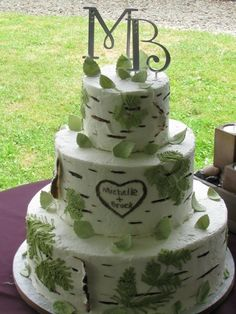 wedding cake tree