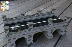 "2011 bridge - lego models commissioned for dorling kindersley's ""lego ideas book"""