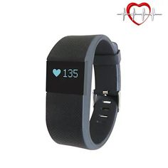 Smart Fit (HR) Heart and Fitness Monitor Watch + FREE 2nd Band