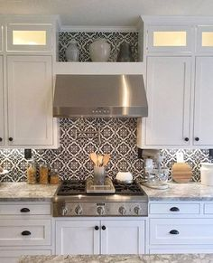 Back splash tiles