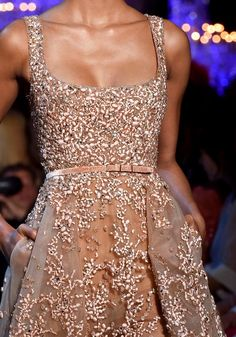 Elie Saab Fall Winter 2014 #Couture #fw2014 #HauteCouture.