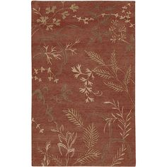 Hand-knotted Legacy Rug